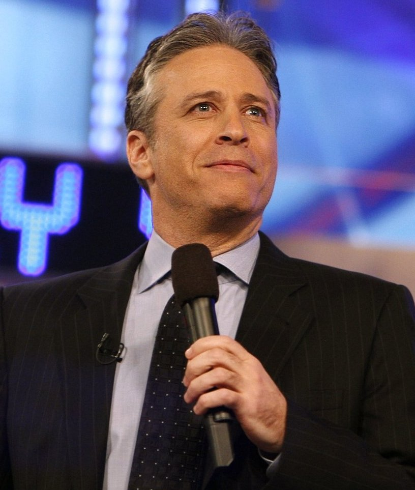 Jon Stewart speaker