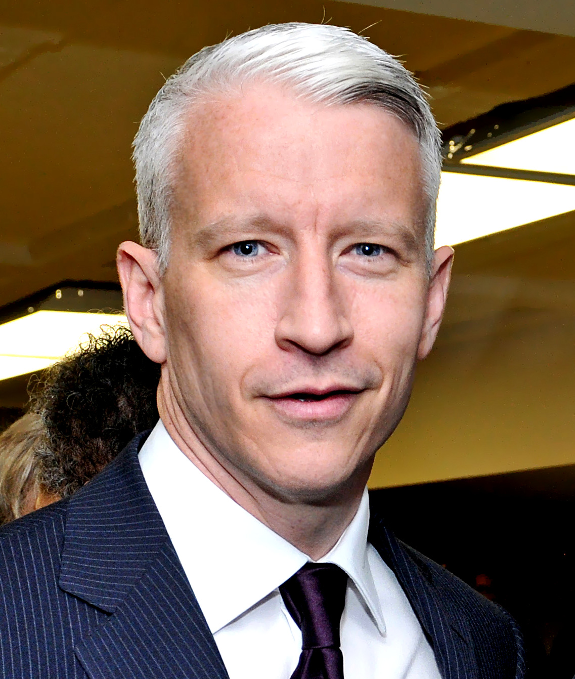 Anderson Cooper speaker