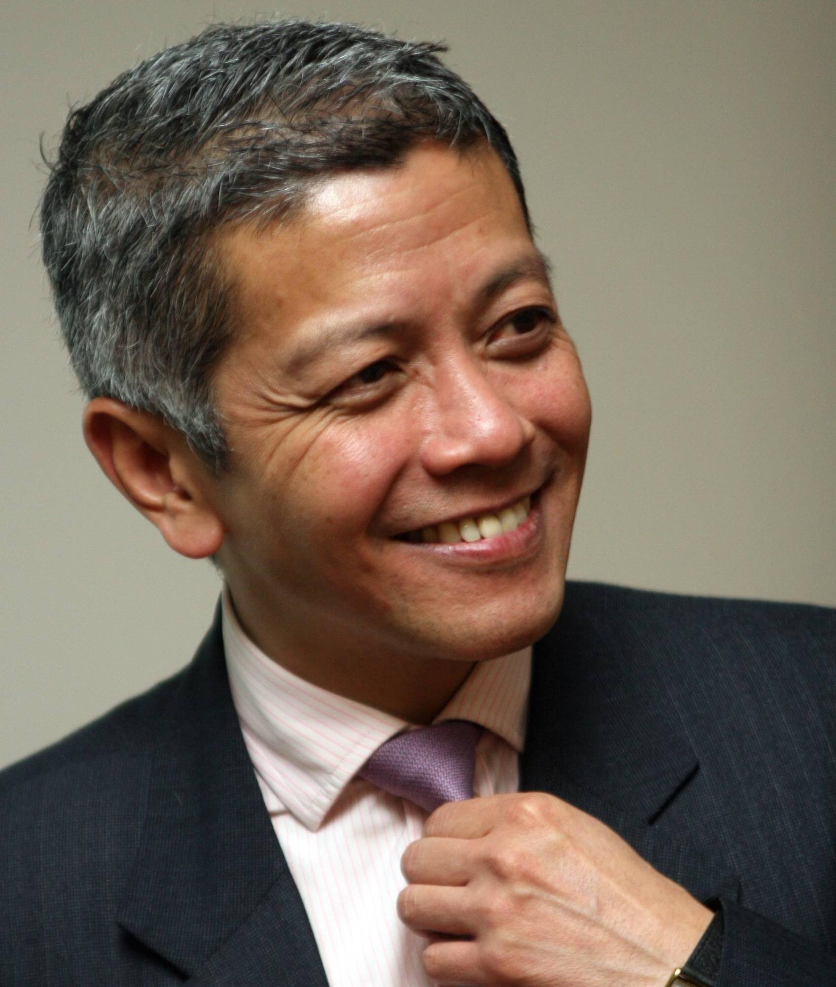 Danny Quah speaker