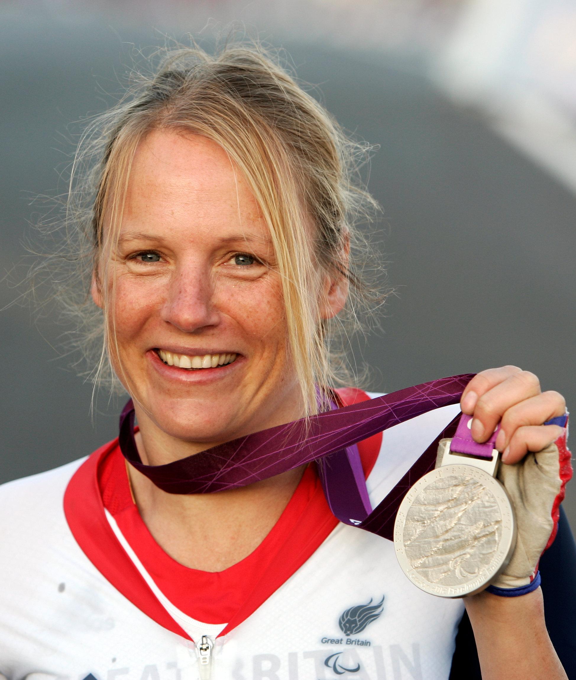 Karen Darke Paralympian