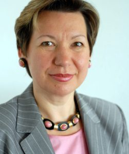 Herta von Stiegel: speaker on clean energy in Africa, global business and leadership