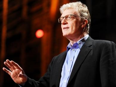 Sir Ken Robinson in NYC