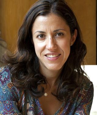 Azadeh Moaveni speaker
