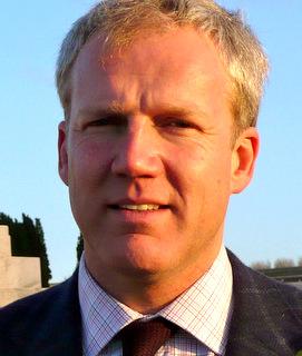 Justin Marozzi speaker