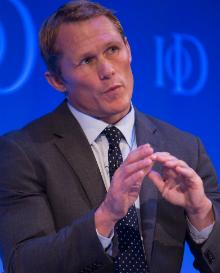 Josh Lewsey speaker