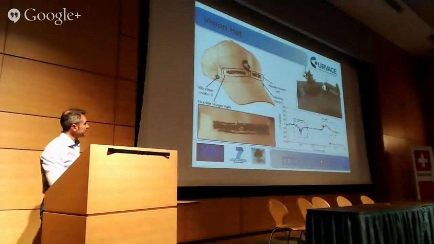 Pioneering thinker and robotics expert: Dario Floreano