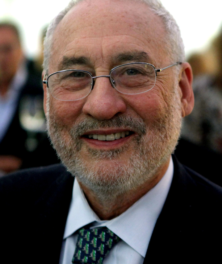 Joseph Stiglitz speaker - Photo by InnovationNorway - CC BY 2.0