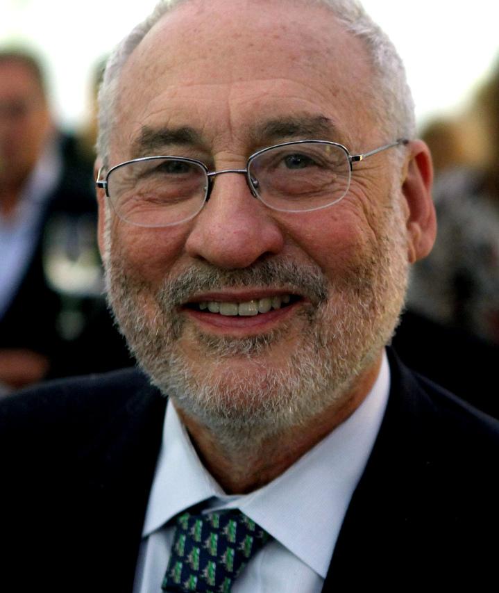 Joseph Stiglitz speaker - Photo by InnovationNorway - CC BY 2.0