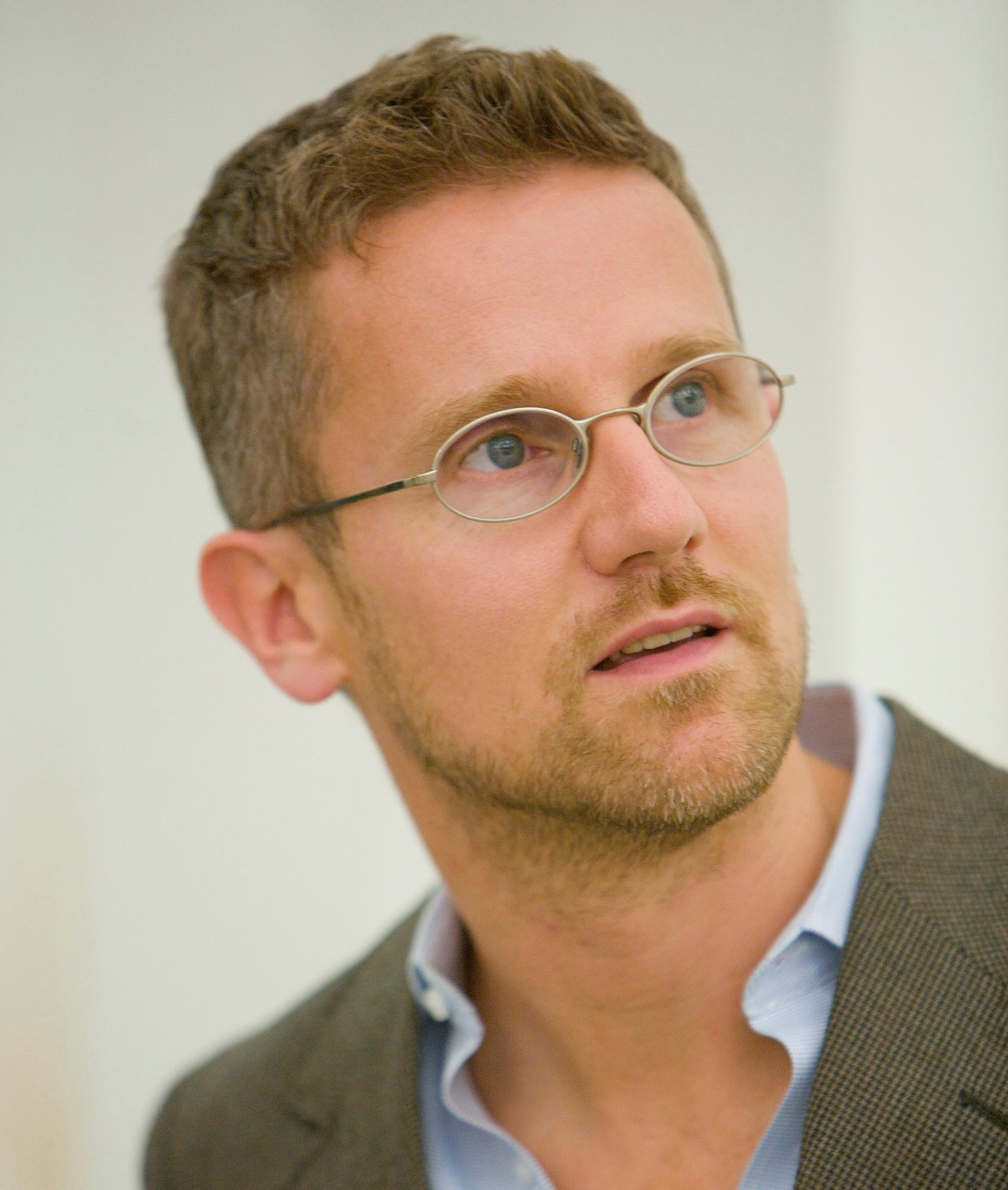 Carlo Ratti speaker - Photo by Lars Krüger
