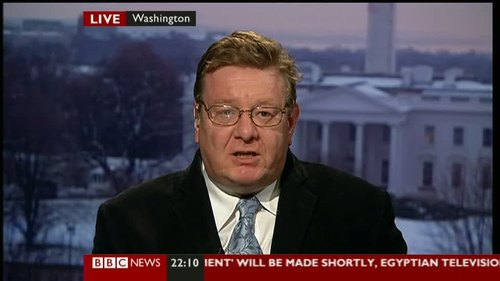 Mark Mardell: expert speaker on how President Obama wants to change America