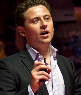 Laurence Kemball-Cook speaker technology Pavegen