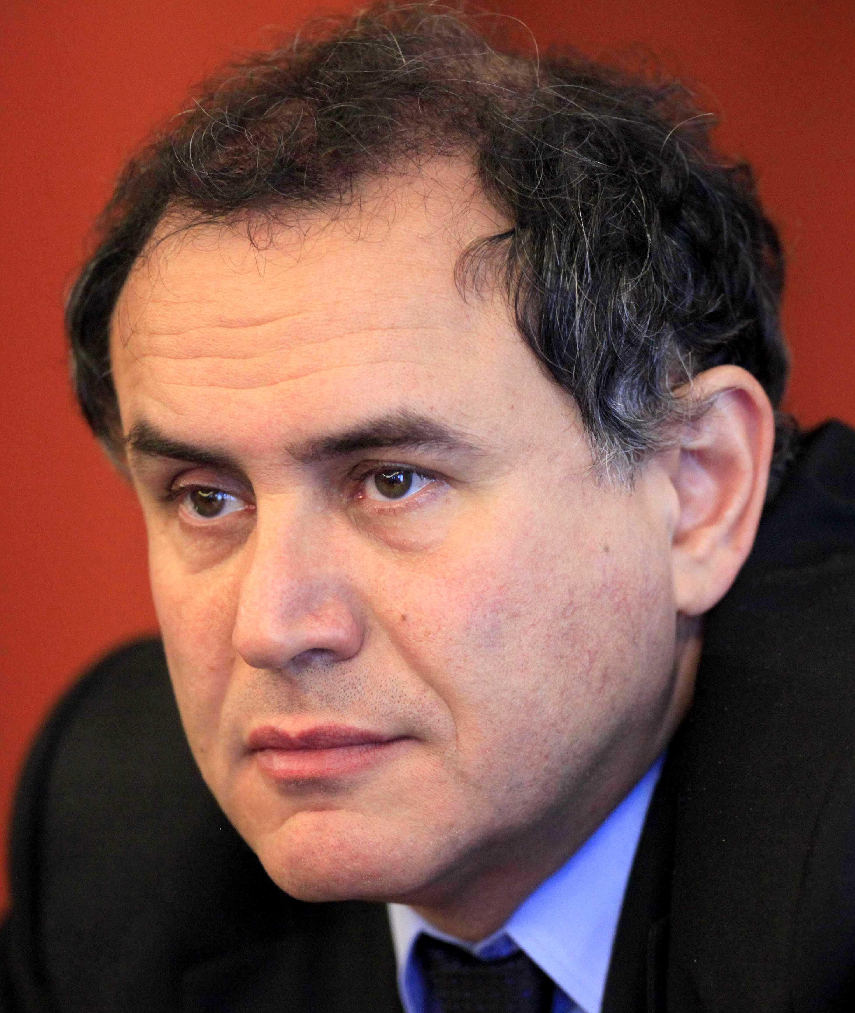 Nouriel Roubini speaker economist