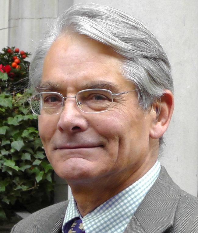 Rupert Smith Speaker