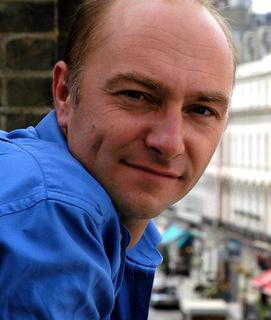 James Fergusson speaker