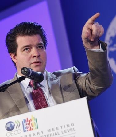 Liam Halligan speaker