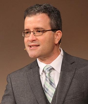 Laurence C. Smith speaker
