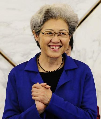 Fu Ying speaker