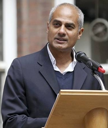 George Alagiah speaker