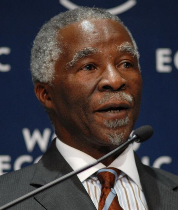 Thabo Mbeki speaker