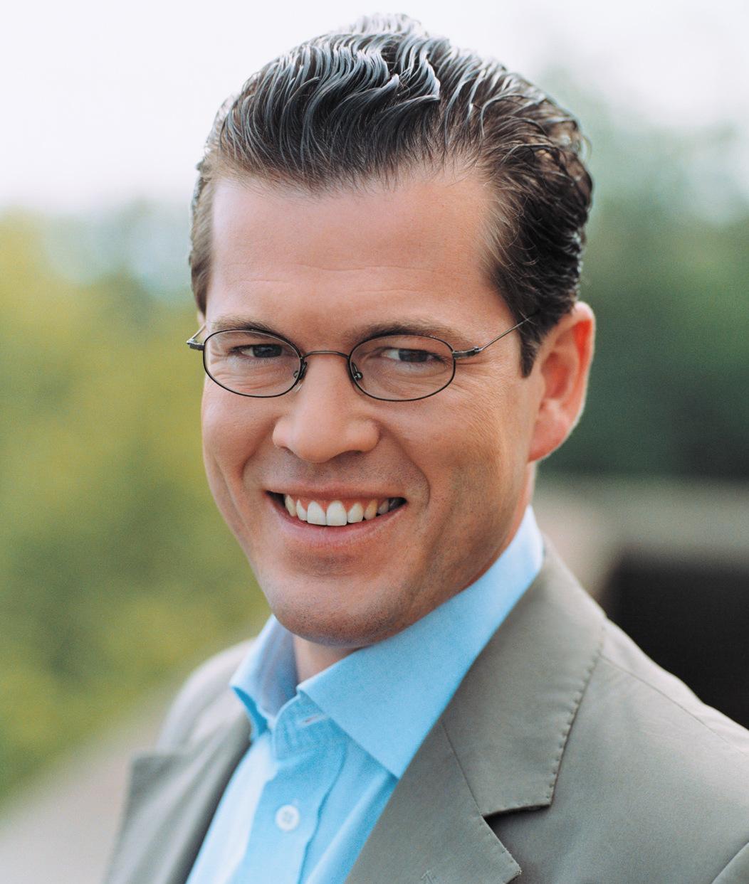 Karl-Theodor zu Guttenberg speaker