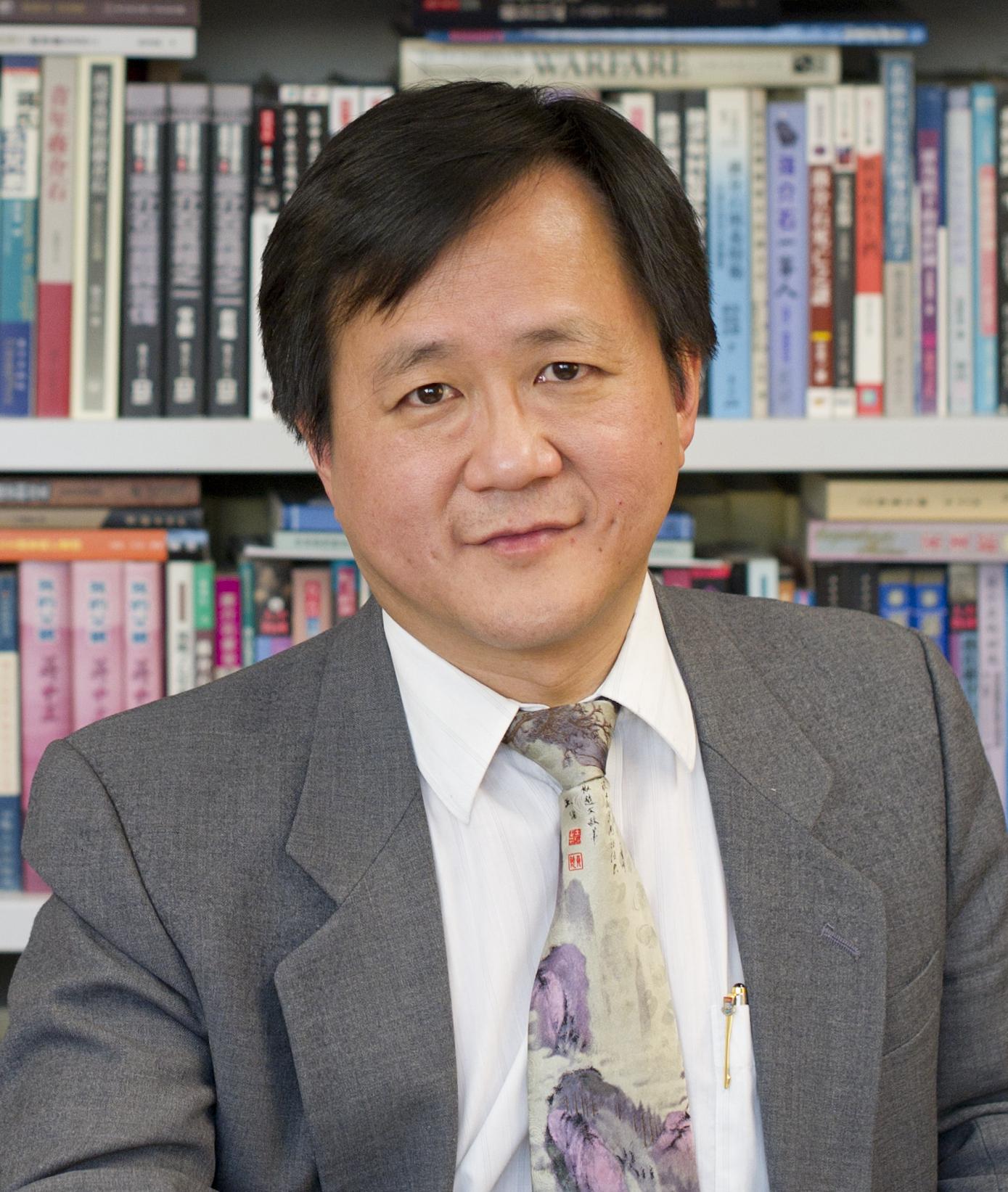 Steve Tsang speaker