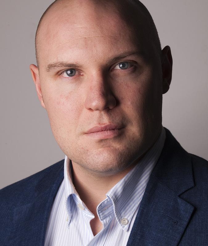 Rory Mackenzie speaker