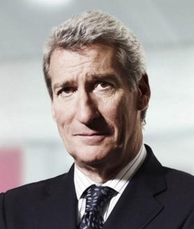 Jeremy Paxman speaker