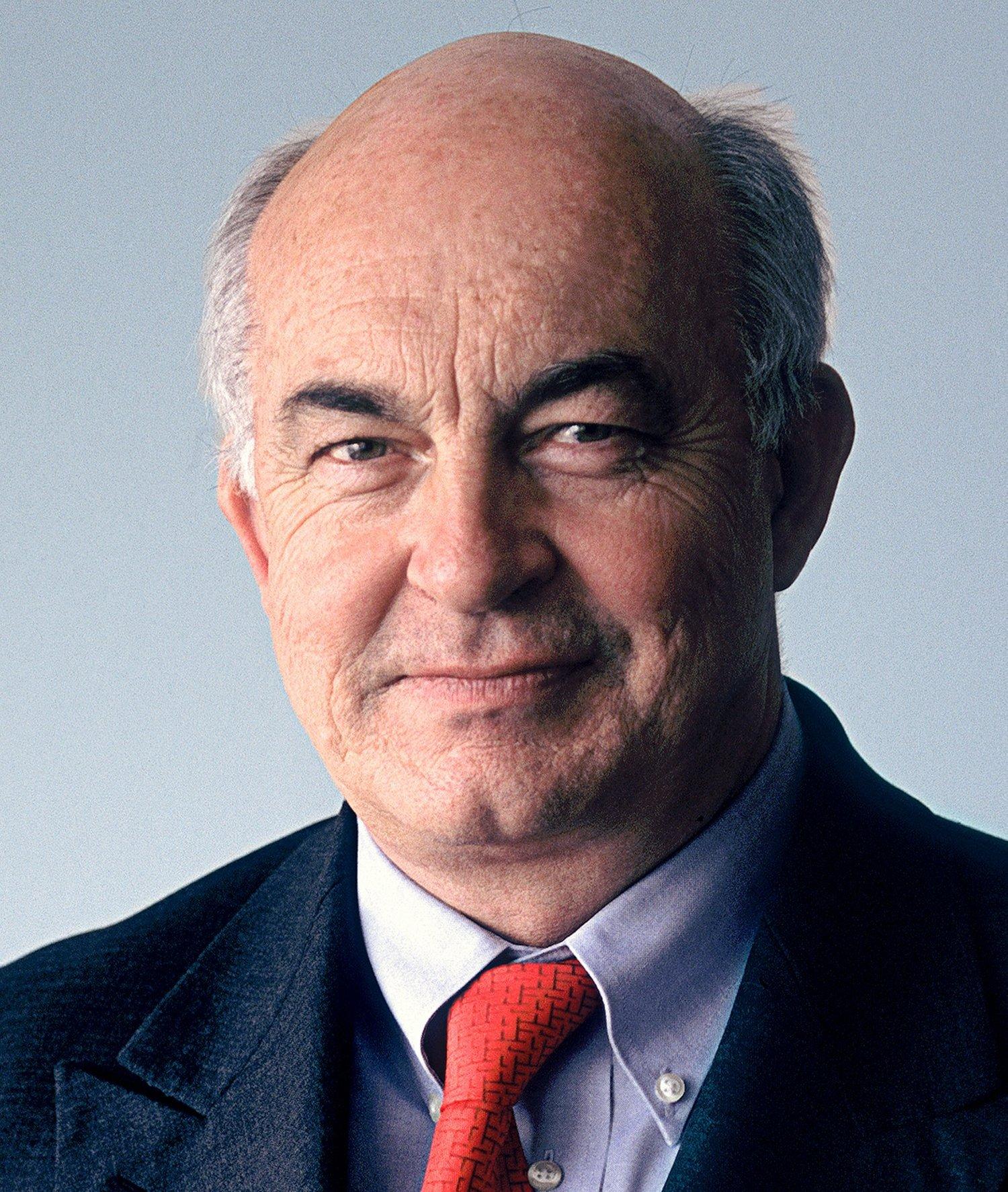 Kemal Dervis Speaker
