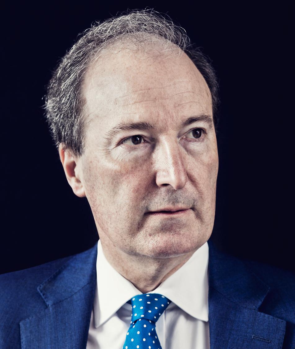 Charles Moore speaker