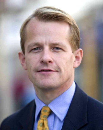 David Laws speaker