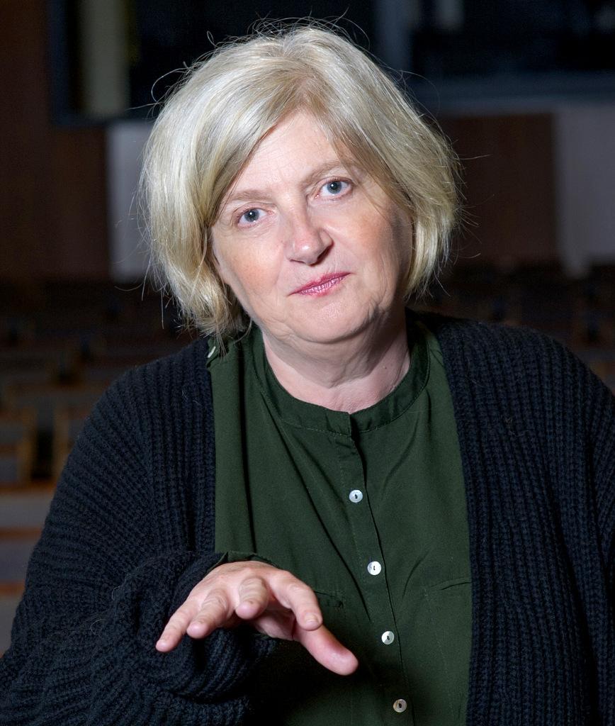 Patsy Rodenburg speaker