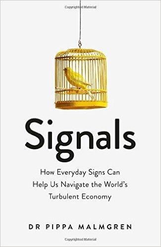 Pippa Malmgren Signals conference speaker