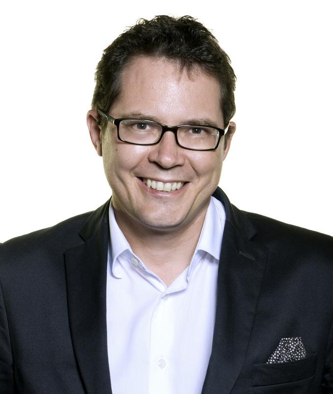 Ben Page speaker