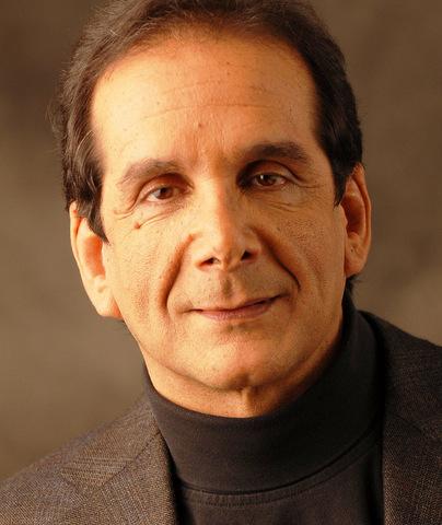 Charles Krauthammer speaker