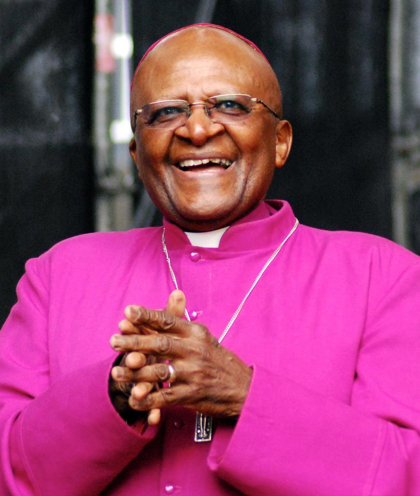 Desmond Tutu speaker