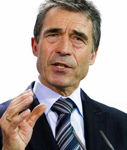 Anders Fogh Rasmussen speaker