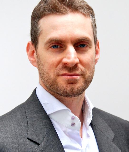 Marcus Weston speaker