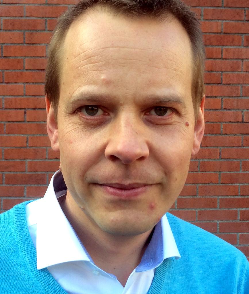 Ola Rosling speaker