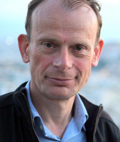Andrew Marr speaker