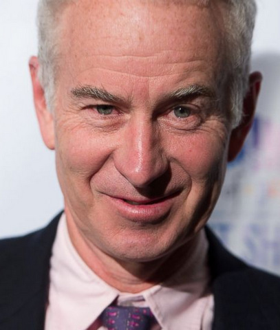 John McEnroe speaker - Photo via ABC News