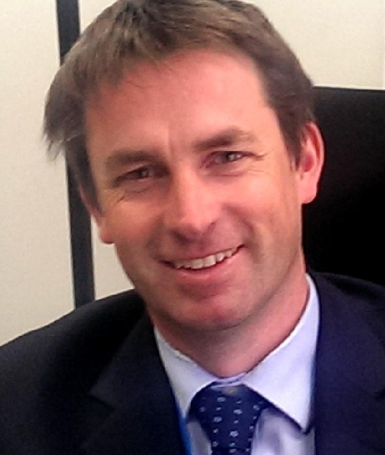 Giles Wilkes speaker