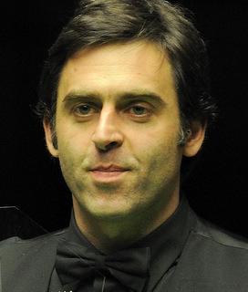Ronnie O'Sullivan speaker