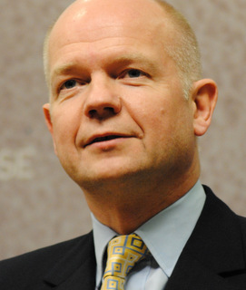 William Hague speaker