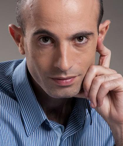 Yuval Noah Harari speaker
