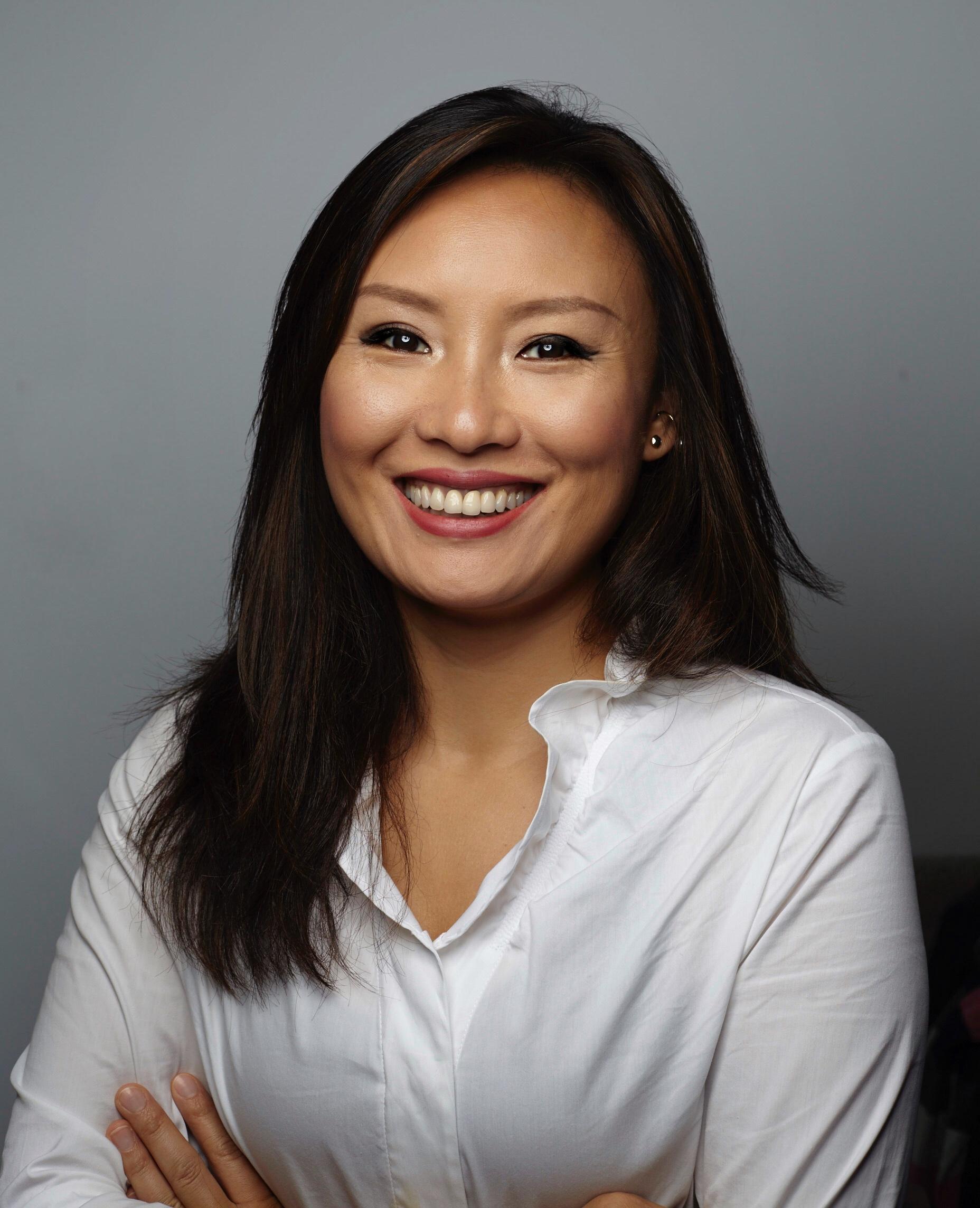 Jennifer Zhu Scott Speaker