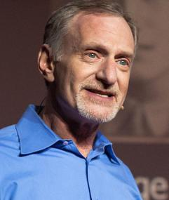 Robert Waldinger keynote speaker - Photo by TEDtalks