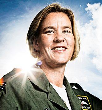 Mandy Hickson RAF