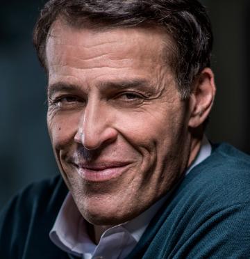 Tony Robbins Speaker