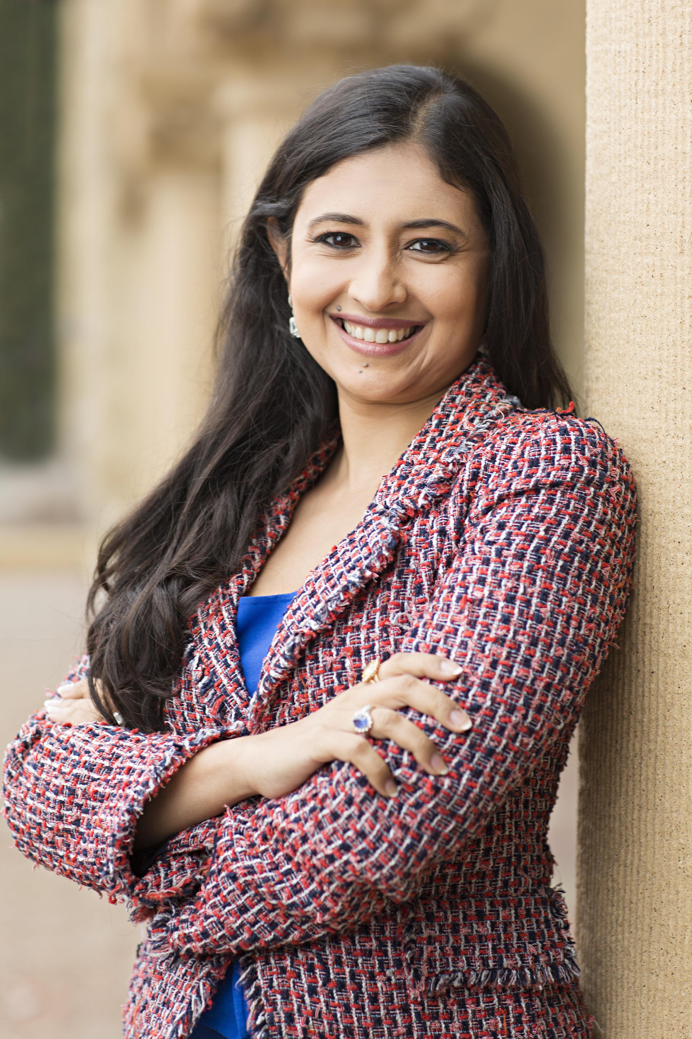 Sunaina Sinha headshot
