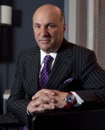 Kevin O'Leary Speaker